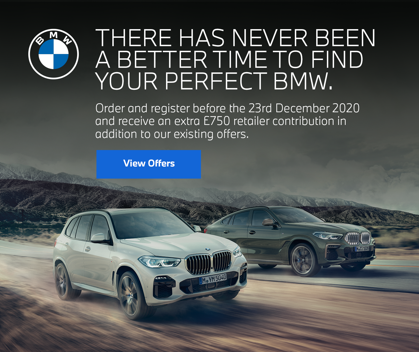 Find your perfect BMW
