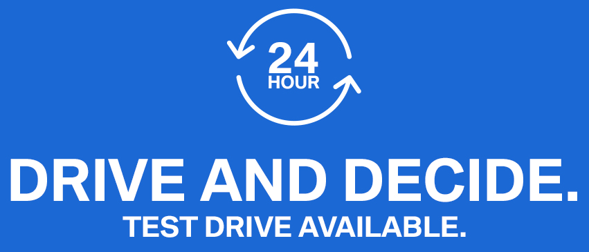 24 hour BMW test drive