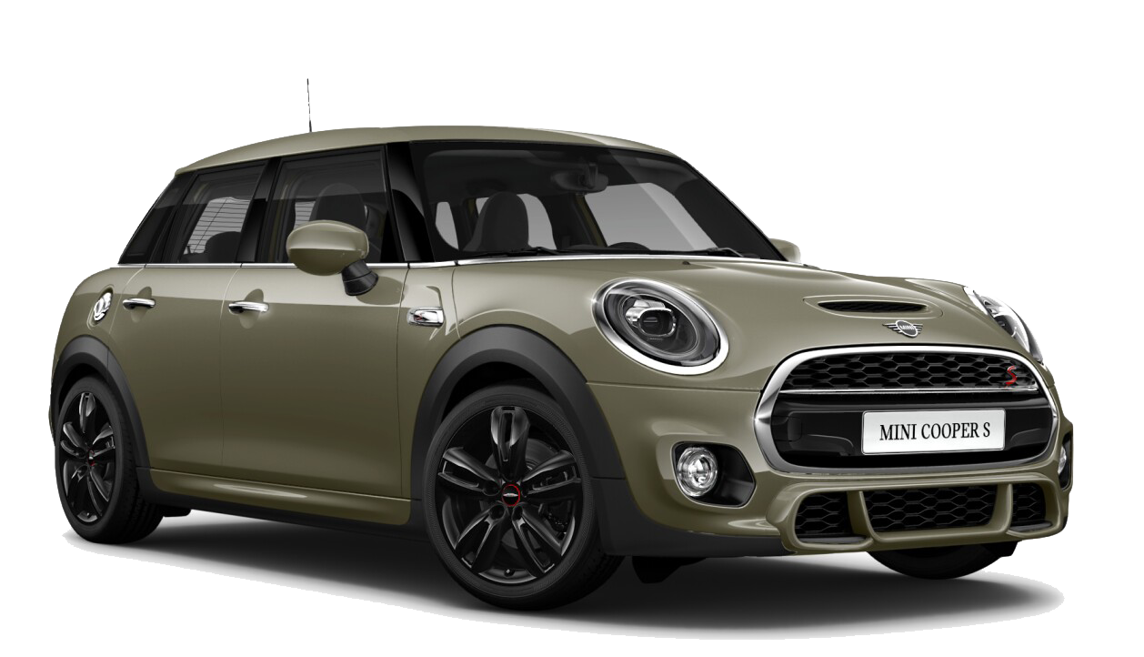 MINI 5-Door Hatch S Sport