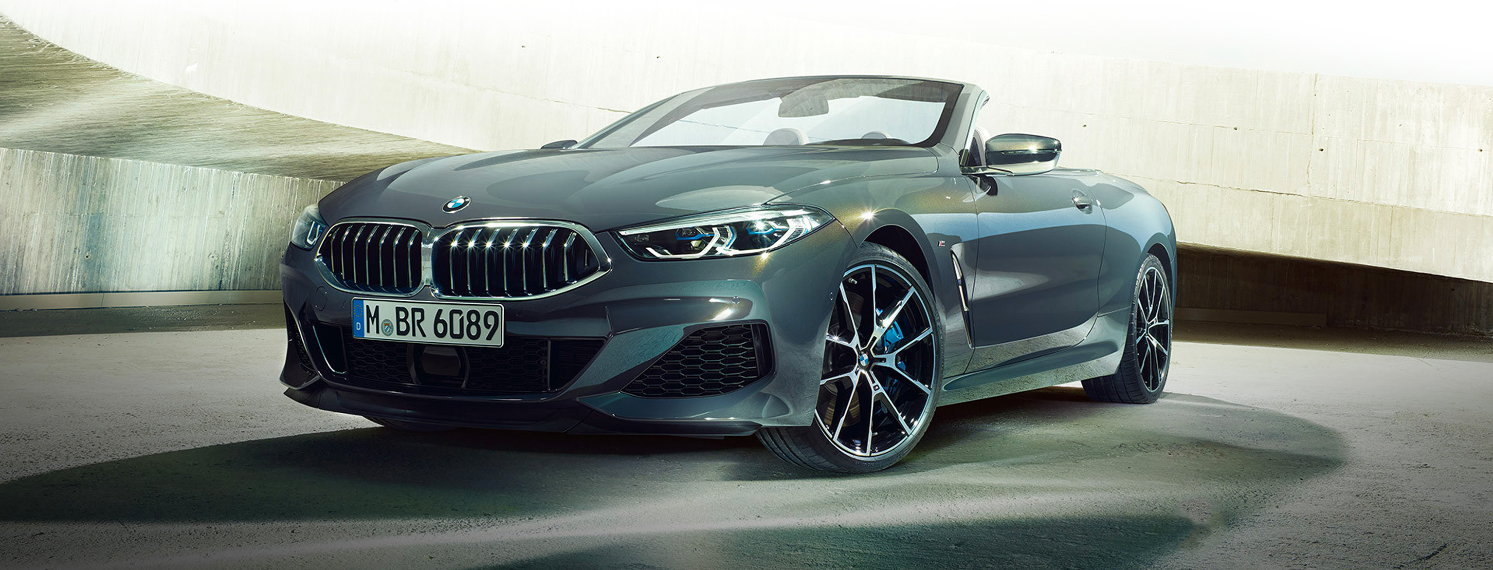 New BMW 8 Series Convertible