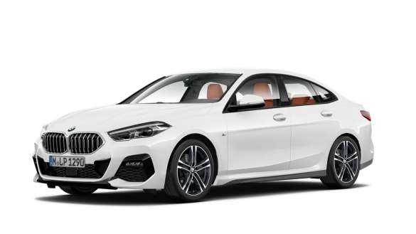New BMW 2 Series Gran Coupé