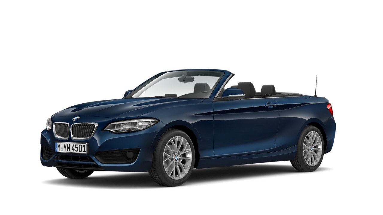 New BMW 2 Series Convertible