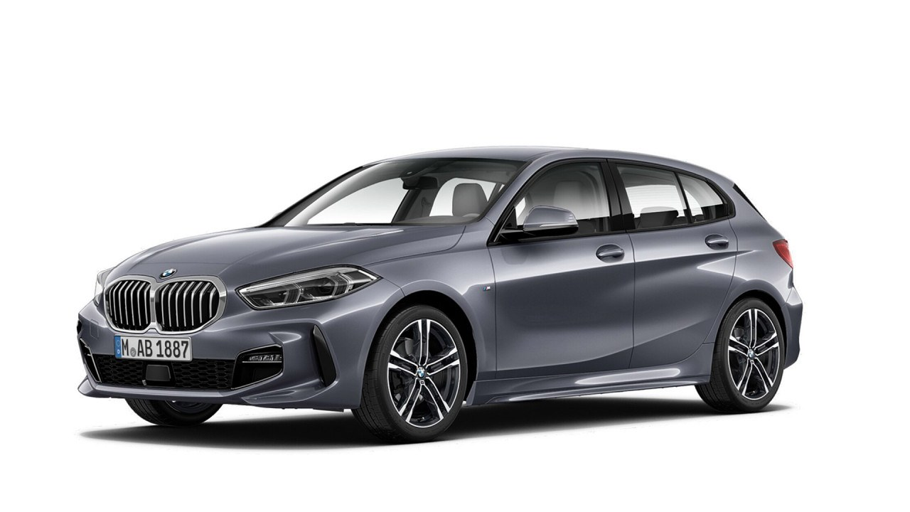 The New BMW 1 Series 5-door