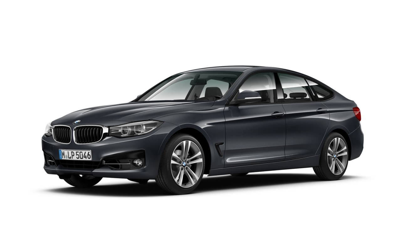 New BMW 3 Series Gran Turismo