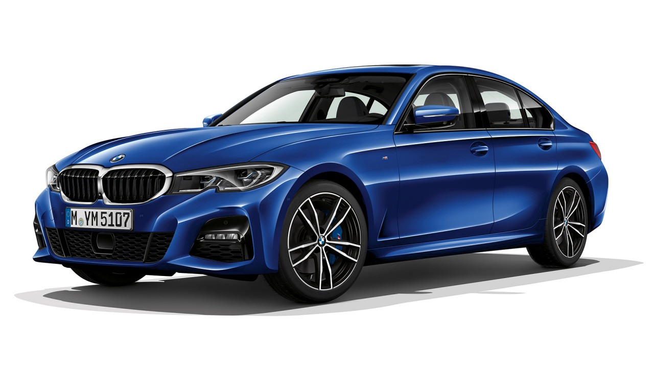 The New BMW 3 Series Saloon (2019)