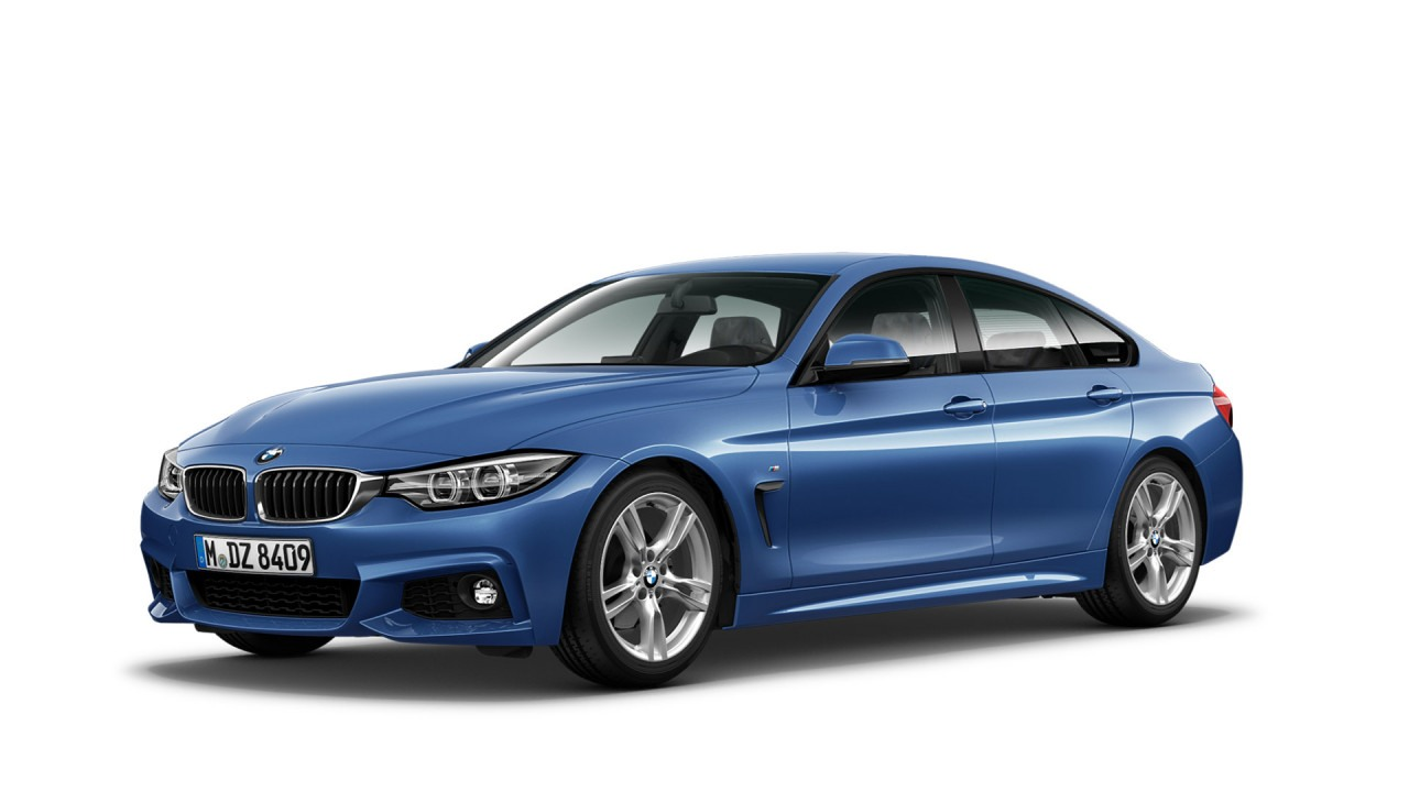 New BMW 4 Series Gran Coupé