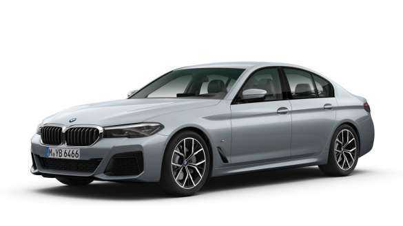 New BMW 5 Series Saloon