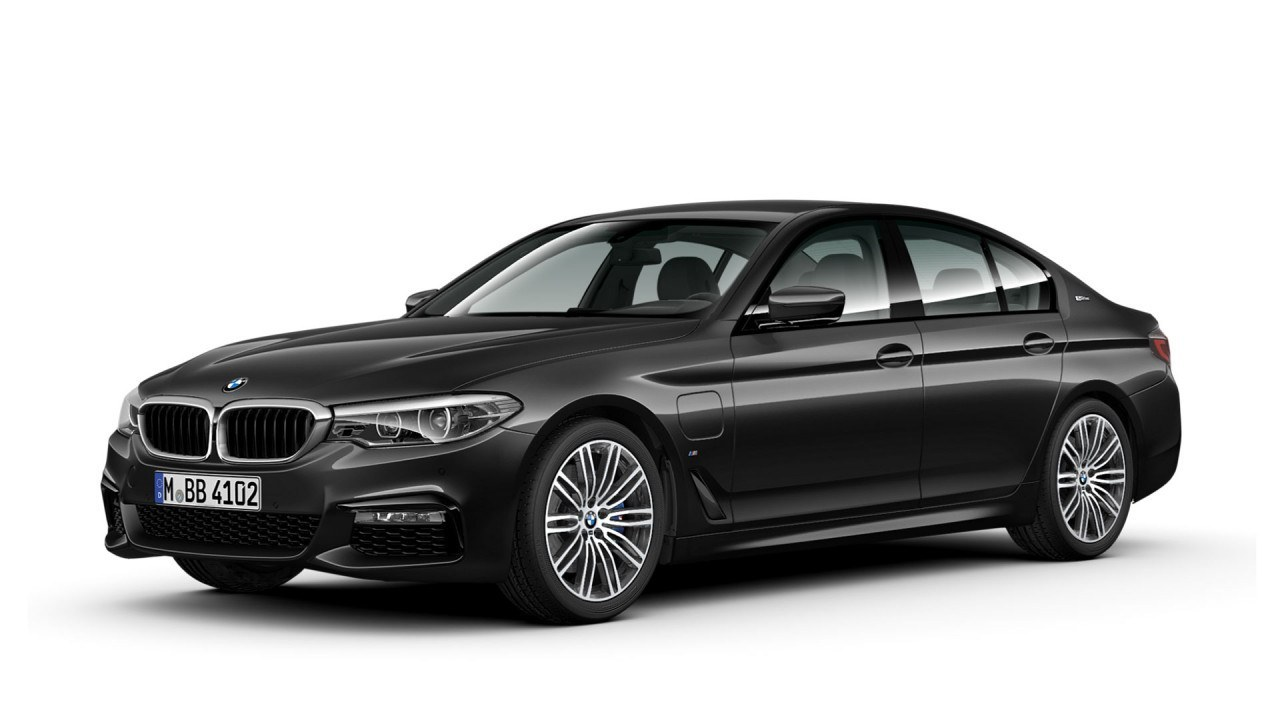 The New BMW 5 Series iPerformance Saloon