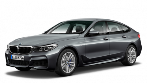 New BMW 6 Series Gran Turismo