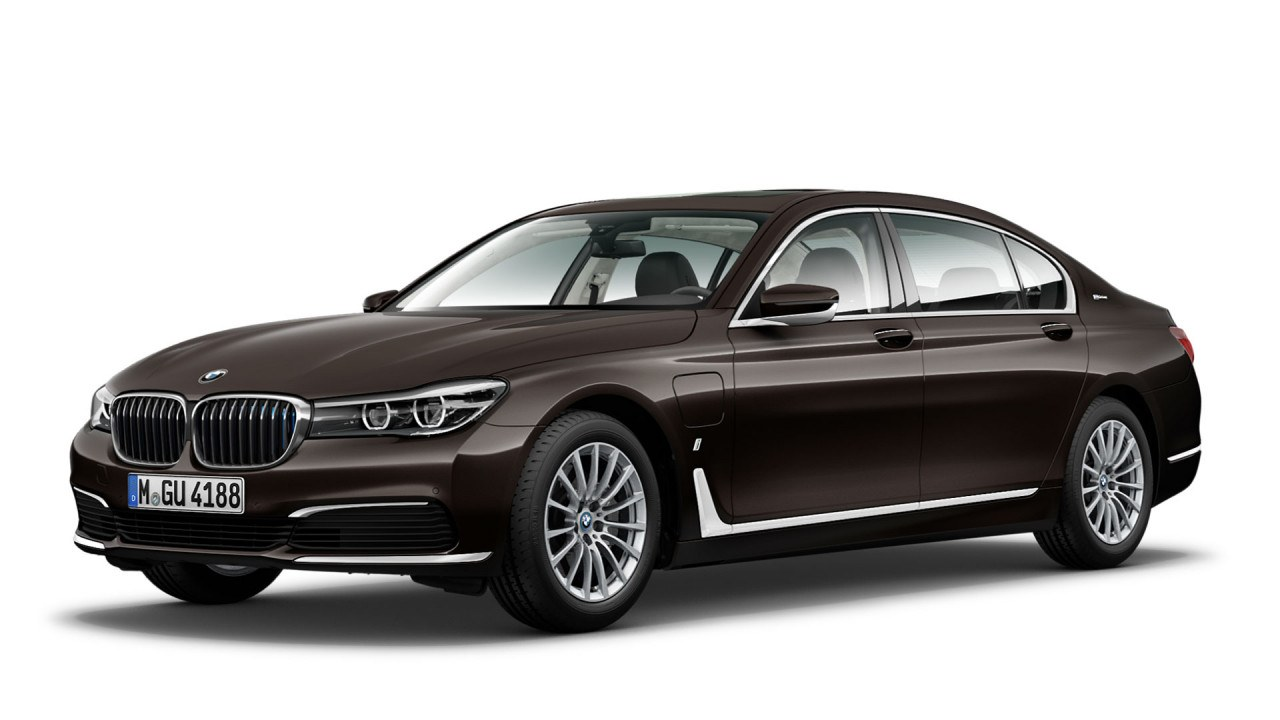 The New BMW 7 Series iPerformance