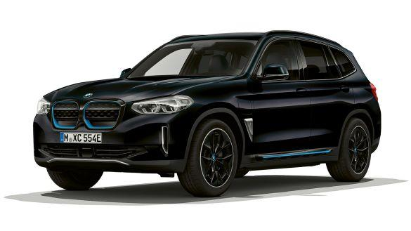 New BMW iX3
