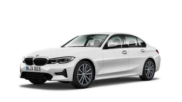 New BMW 3 Series Saloon