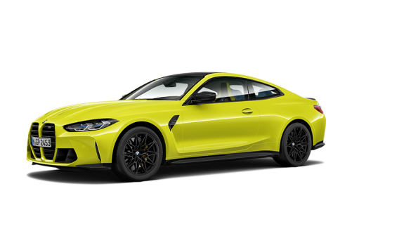New BMW M4 Competition Coupé