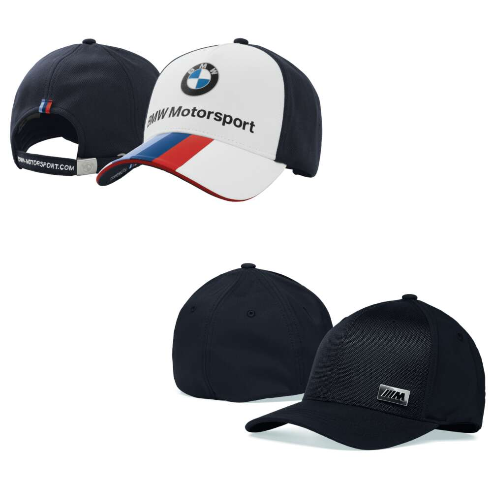 BMW Cap Collection