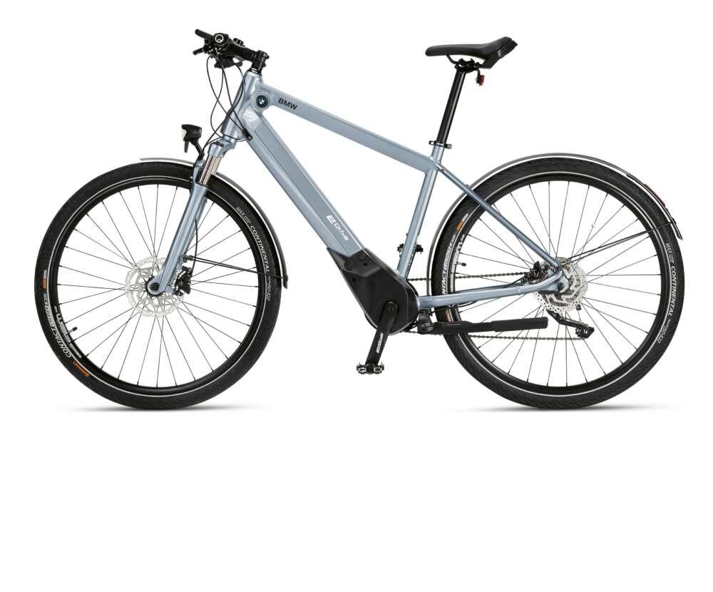BMW e Bike Silver