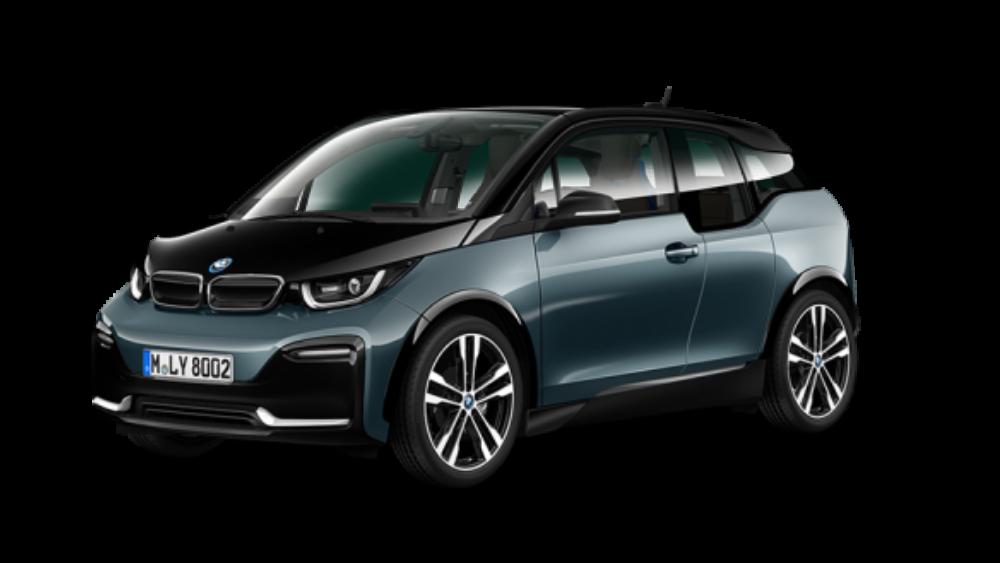 BMW i3s Motability