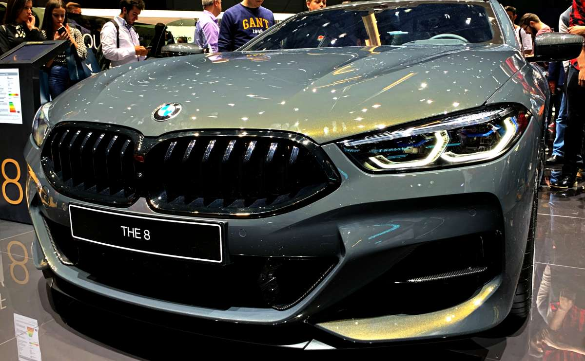 8 Series Front End