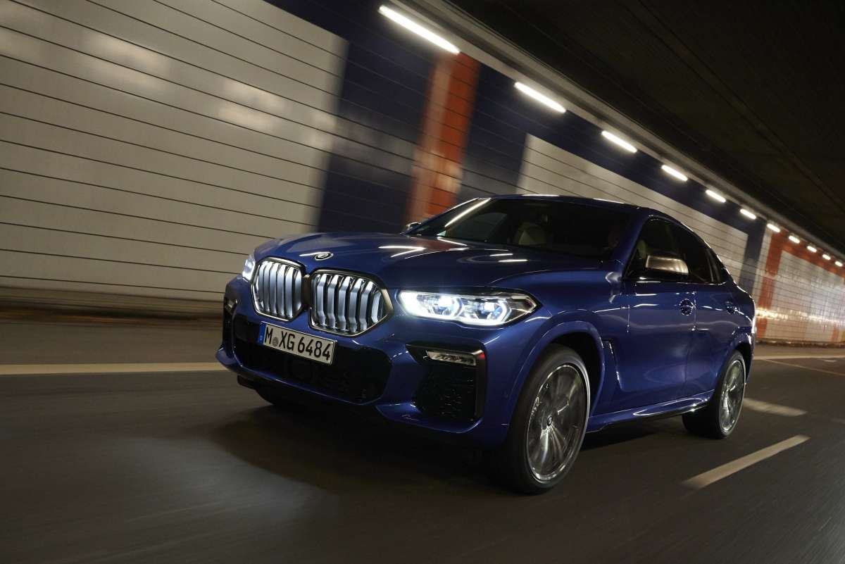 BMW X6 Front