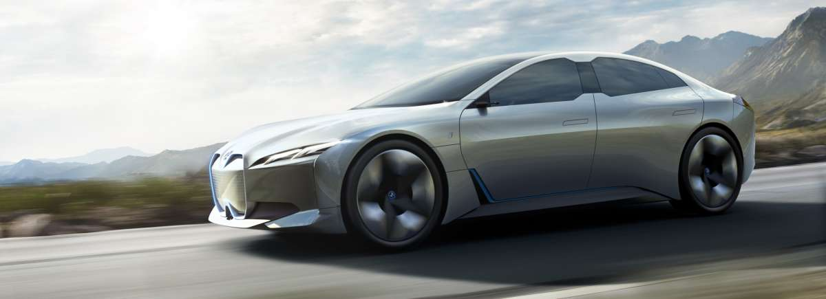 BMW i4 Concept image front 2