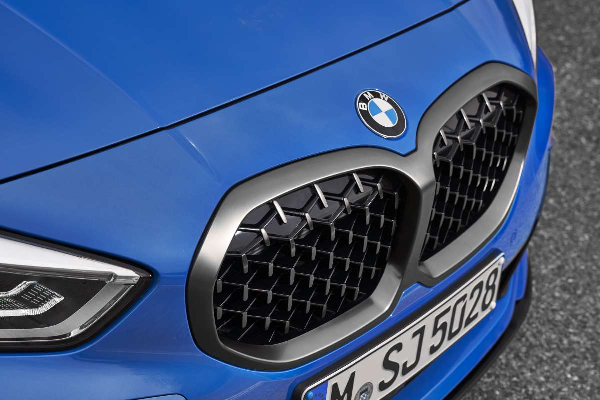 The 1 M135i Front Kidney Grill