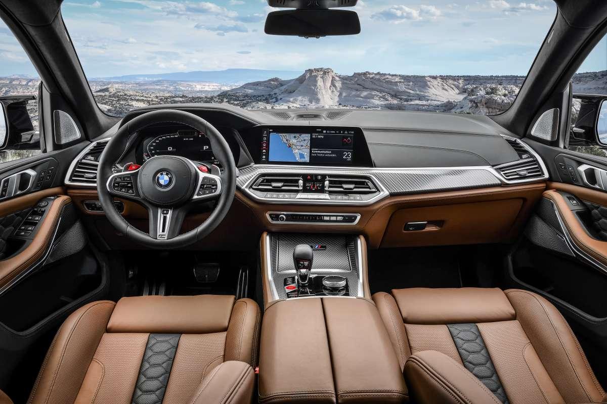 X5 M Interior