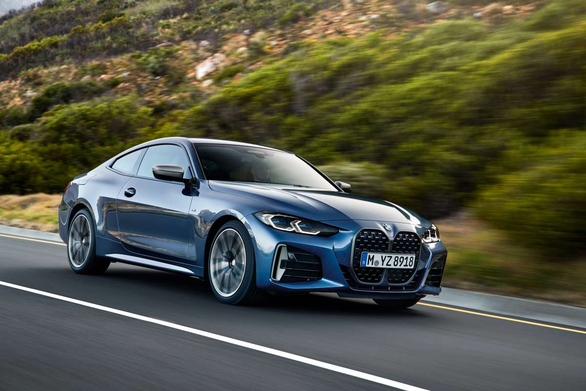 Bmw m440i xdrive Front Driving