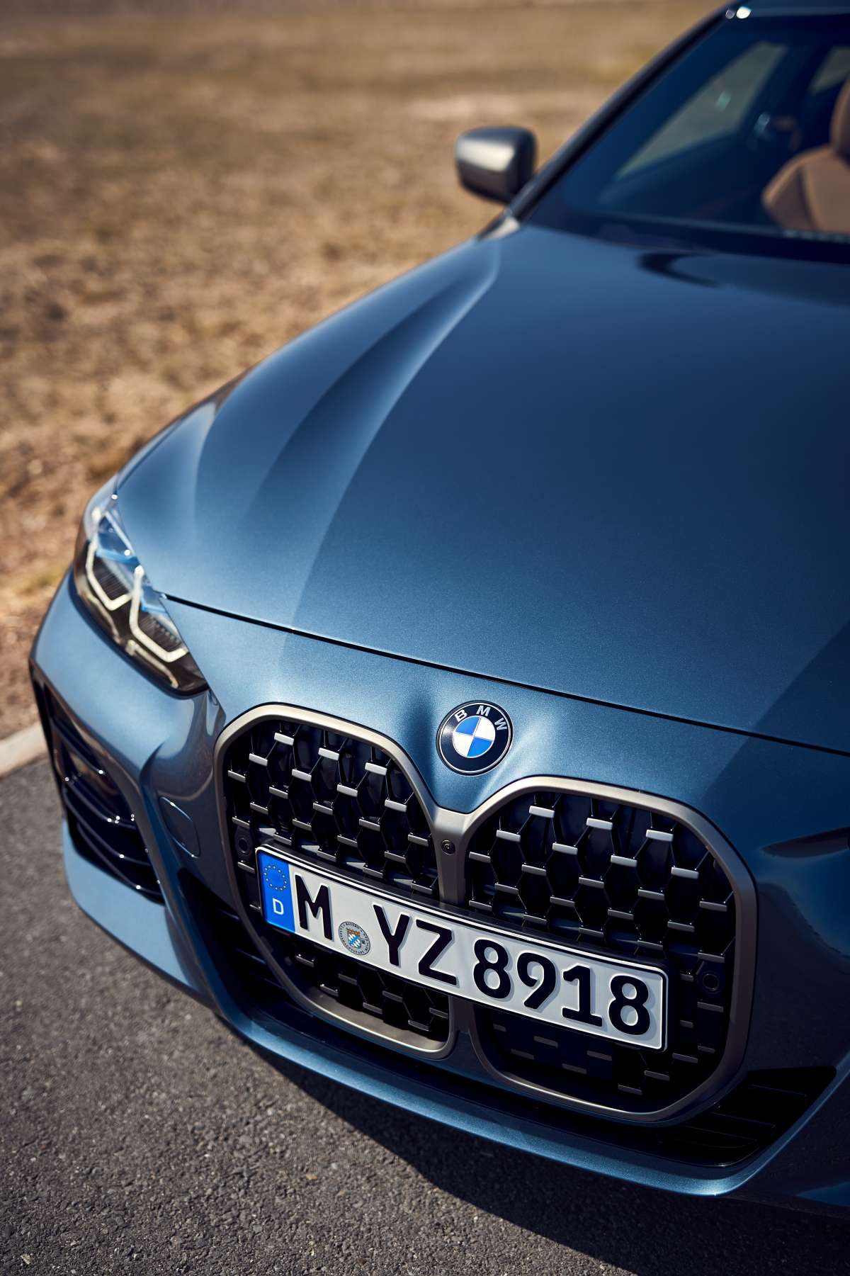 Bmw m440i xdrive Front Grille