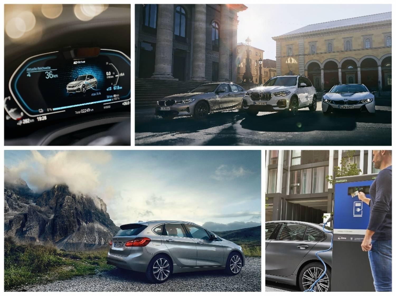 BMW PHEV Range