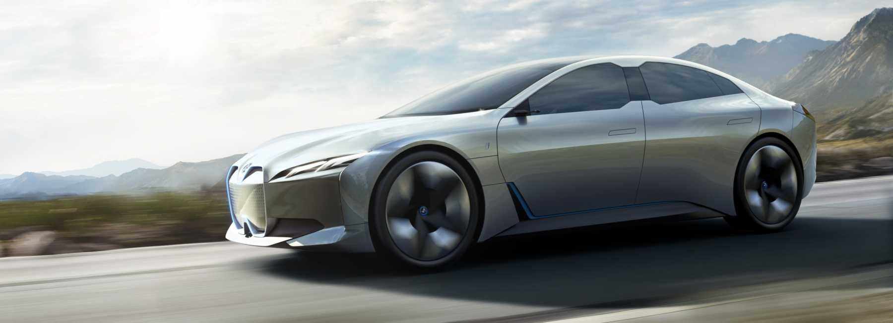 BMW i4 Concept image front 2