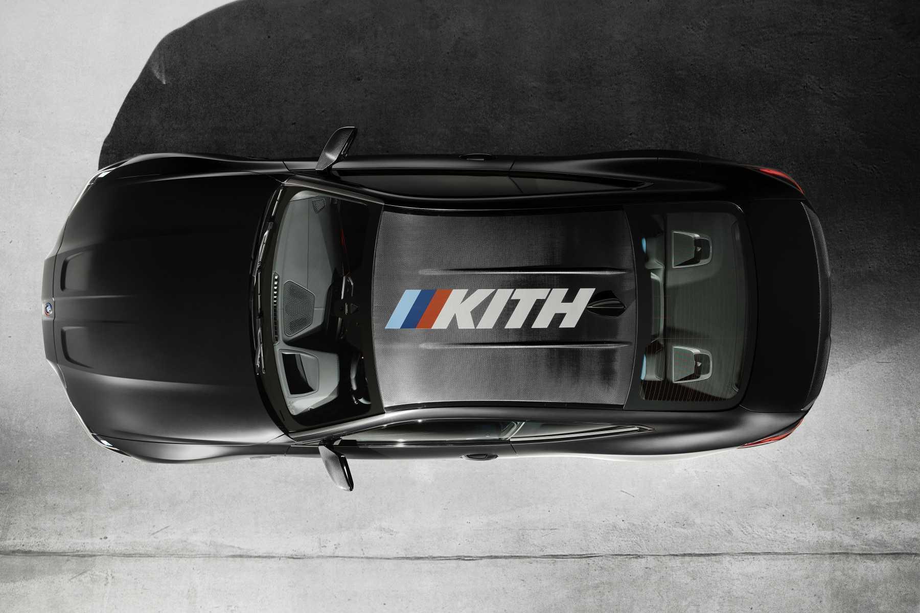 BMW x KITH bmw m4 competition x 10
