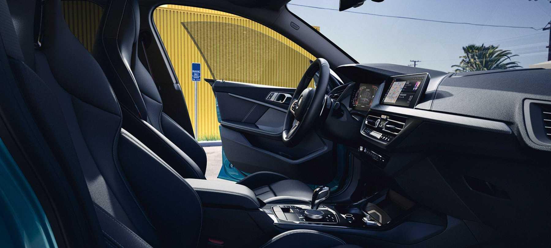 New 2 Series Gran Coupe interior