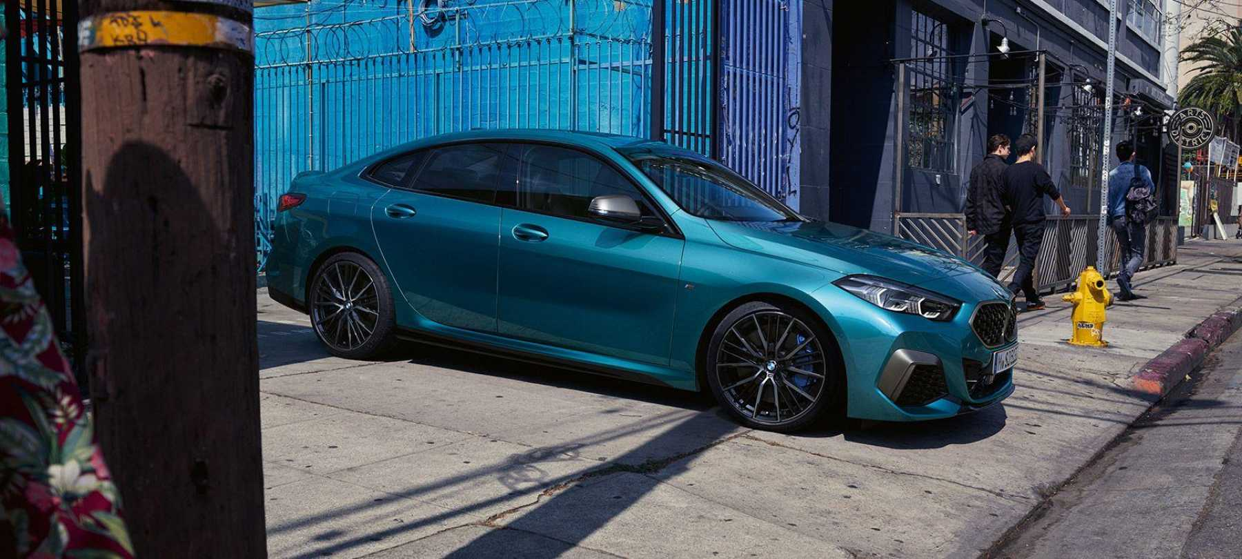 New 2 Series Gran Coupe