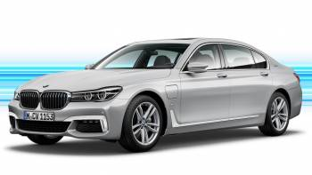 New BMW iPerformance (PHEV)
