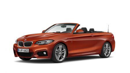New BMW 2 Series Convertible M Sport model