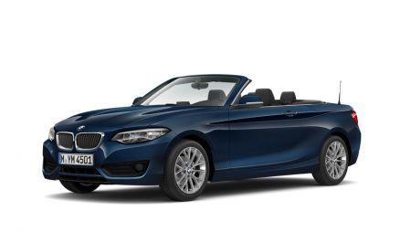 New BMW 2 Series Convertible SE model