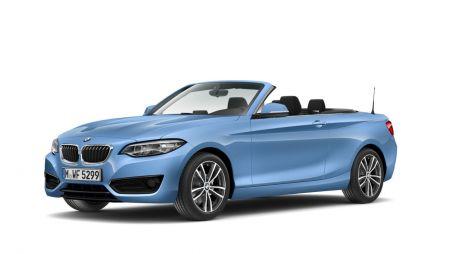 New BMW 2 Series Convertible Sport model