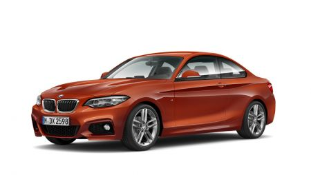 New BMW 2 Series Coupé M Sport Model