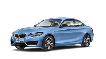 New BMW 2 Series Coupé Sport Model