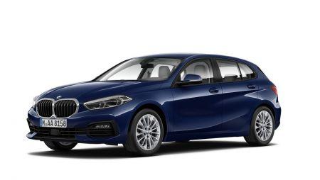 New BMW 1 Series 5-door SE Model