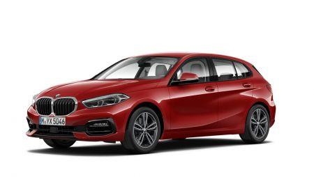 New BMW 1 Series 5-door Sport Model