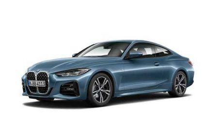 New BMW 4 Series Coupé M Sport.