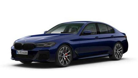 New BMW 5 Series Plug-in Hybrid M Sport Edition model