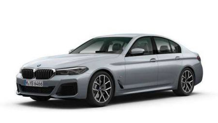 New BMW 5 Series Plug-in Hybrid M Sport model