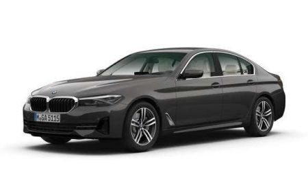New BMW 5 Series Plug-in Hybrid SE model