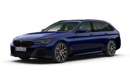 New BMW 5 Series Touring M Sport Edition model