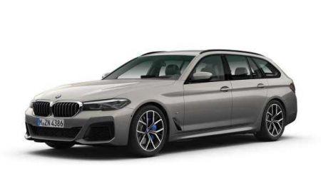 New BMW 5 Series Touring M Sport model