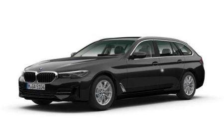 New BMW 5 Series Touring SE model
