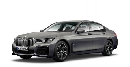 New BMW 7 Series Saloon Short wheel Base Models