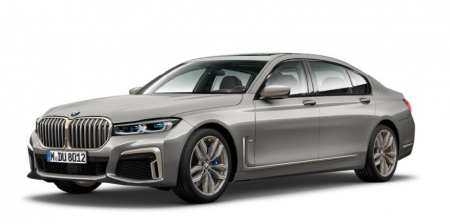 New BMW 7 Series Saloon Long wheel Base Models