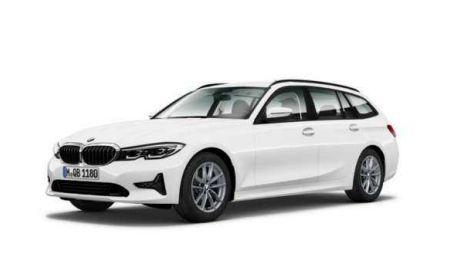 New BMW 3 Series Touring SE model